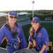 Doug's Daredevils take on the Adelaide Oval Roof Climb